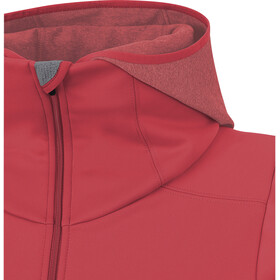 GORE WEAR R3 Windstopper Thermo Hoodie Women hibiscus pink